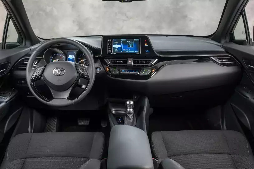 2018 Toyota C-HR Green Brook