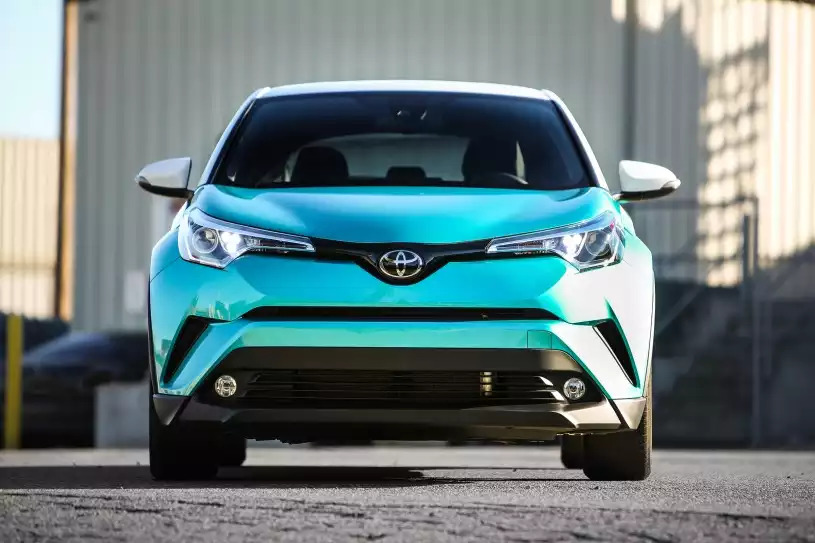 Toyota C-HR NJ