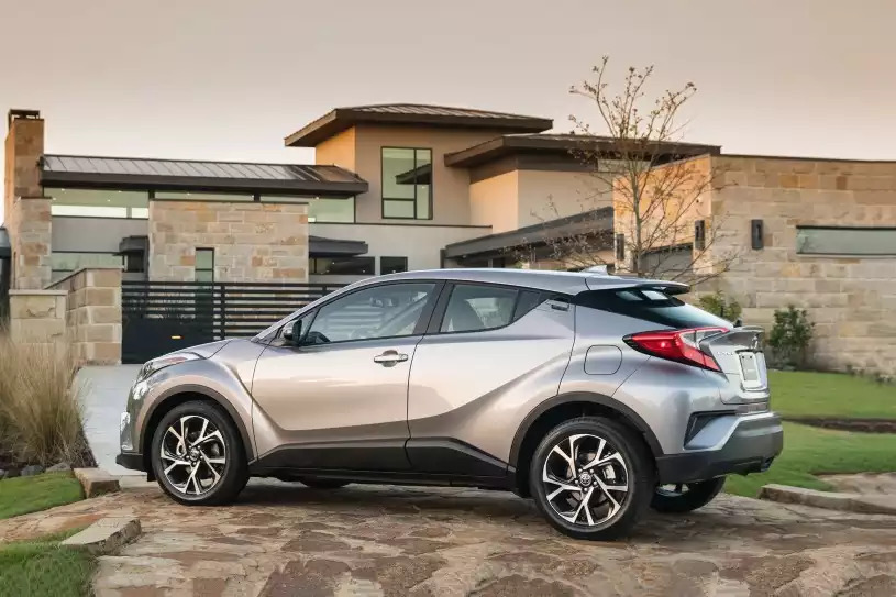 New Toyota C-HR in Rocky Mount