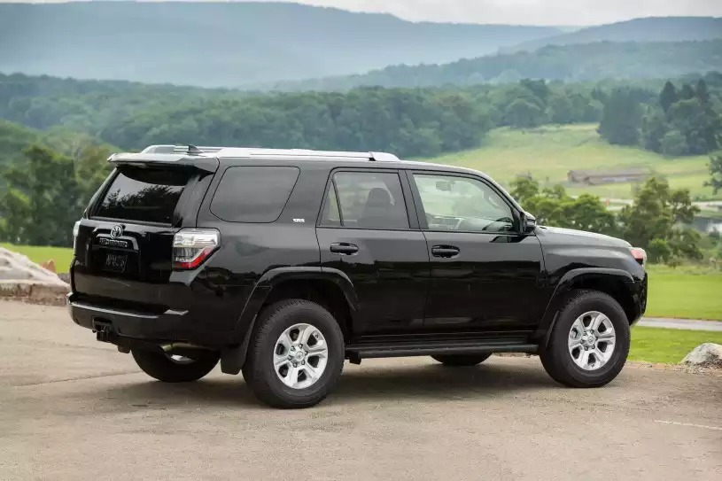 New Toyota 4Runner in Jamaica