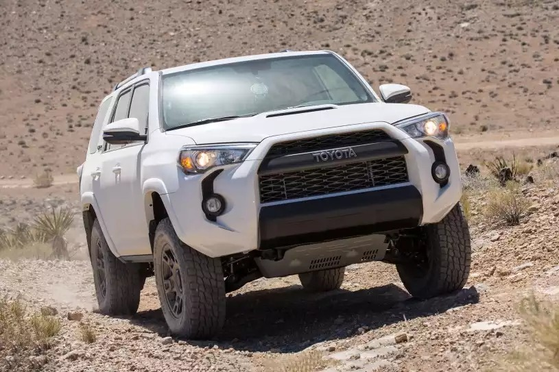 Toyota 4Runner Clinton