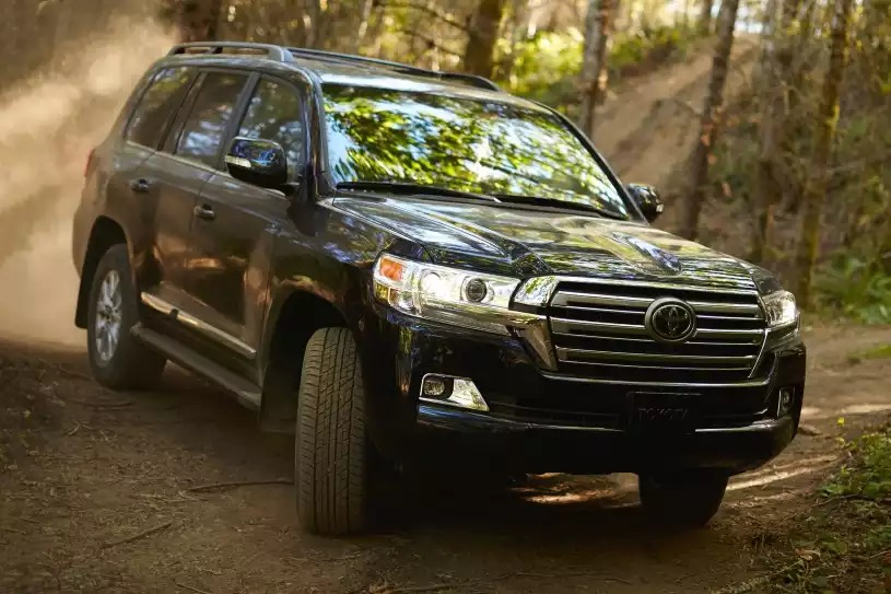 Toyota Land Cruiser Clinton