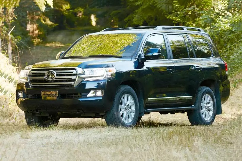 New Toyota Land Cruiser in Apex