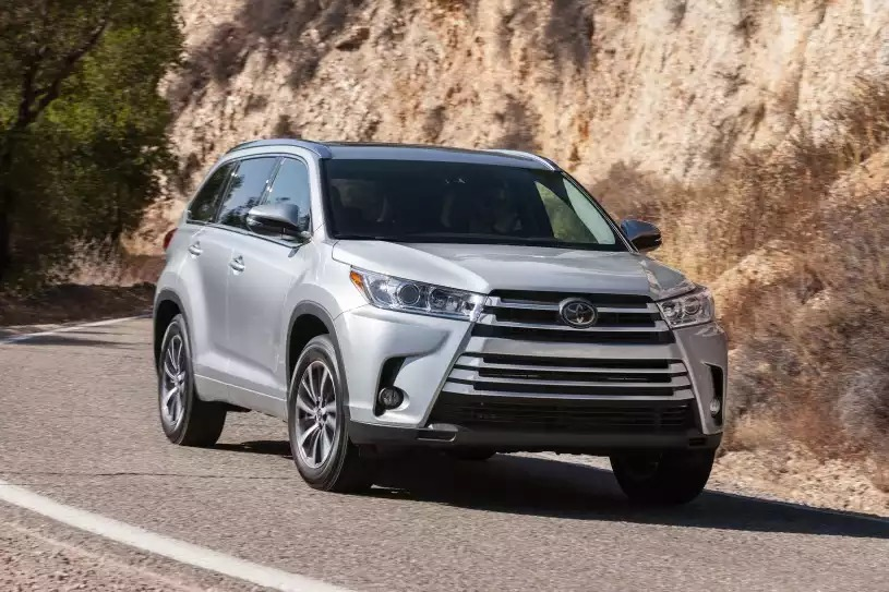 Toyota Highlander North Dartmouth