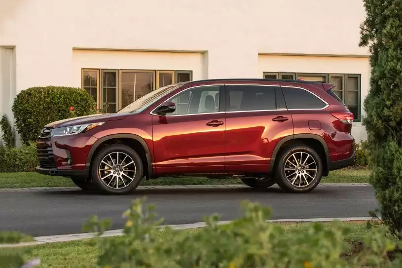 2018 Toyota Highlander Lakewood