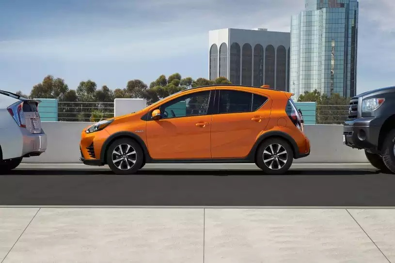New Toyota Prius c in Green Brook