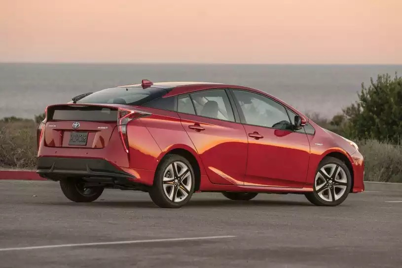 New Toyota Prius in Apex