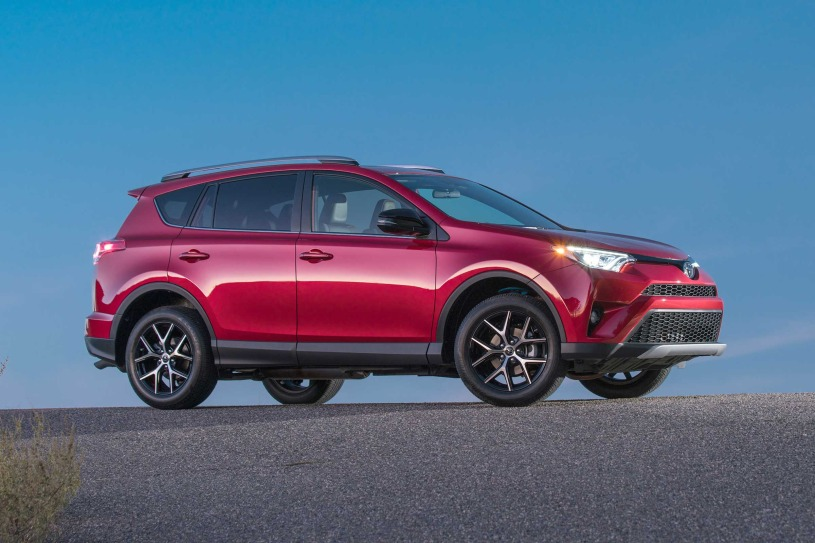 New Toyota RAV4 in Asheboro