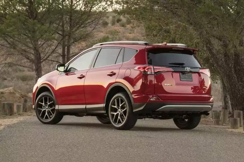 2018 Toyota RAV4 Merriam