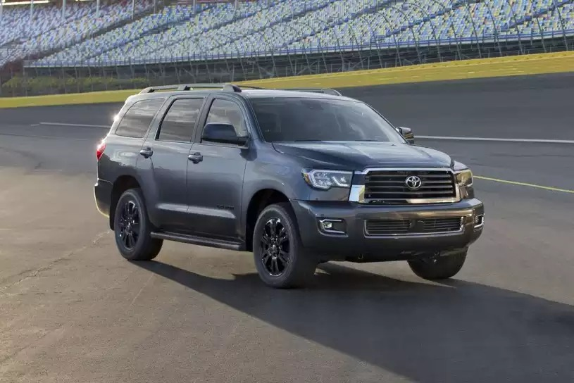 Toyota Sequoia Clinton