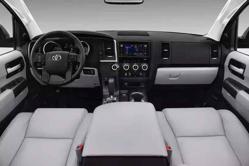 2018 Toyota Sequoia Apex
