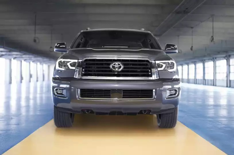 New Toyota Sequoia in Apex