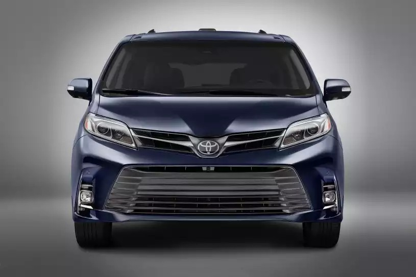 New Toyota Sienna in Apex