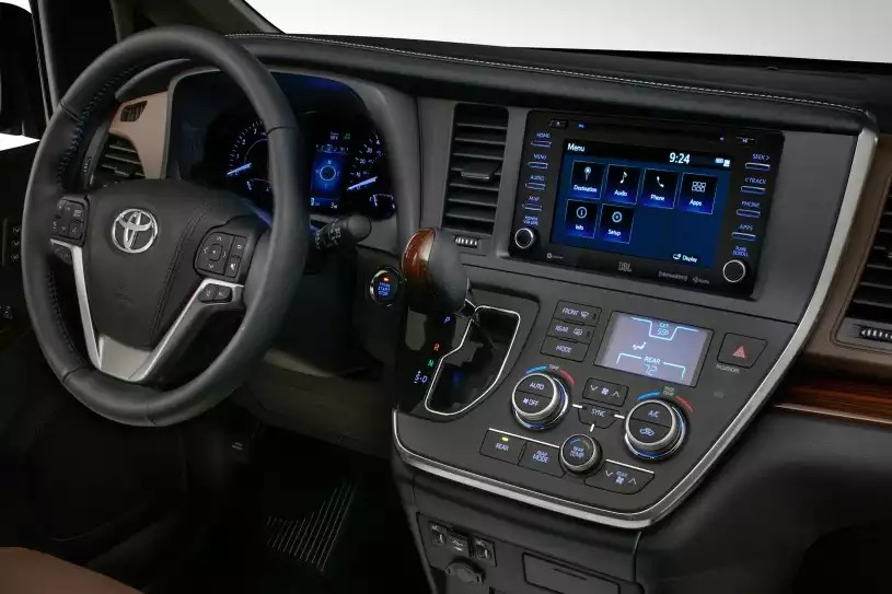 2018 Toyota Sienna Norwood