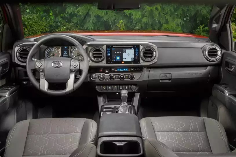 2018 Toyota Tacoma Norwood