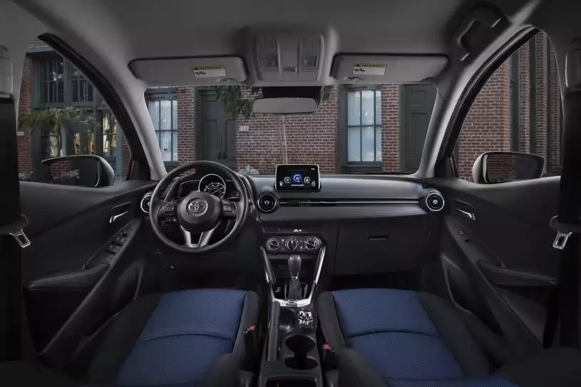 2018 Toyota Yaris iA Merriam