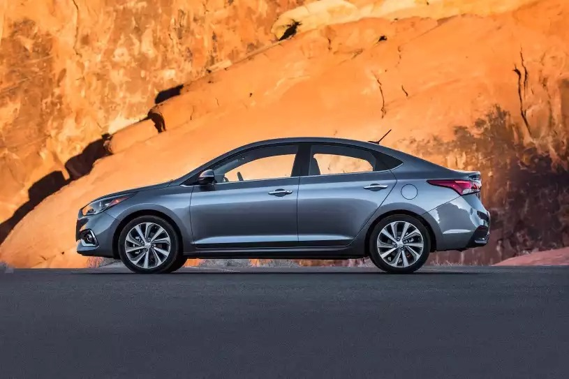 New Hyundai Accent in Johnson City