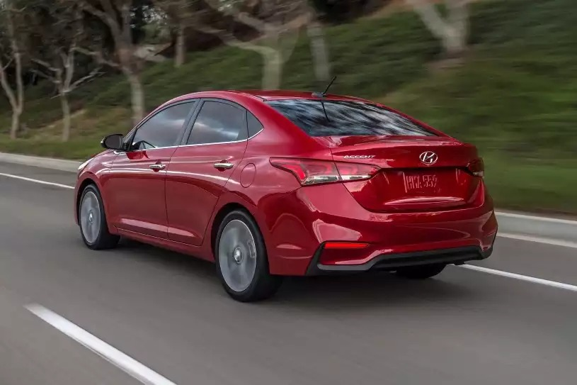 2018 Hyundai Accent Johnson City