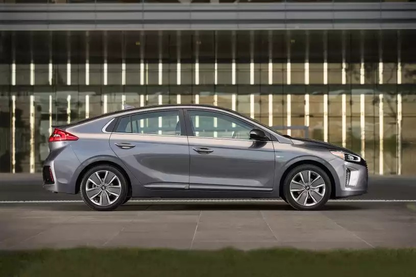 New Hyundai Ioniq in Danville