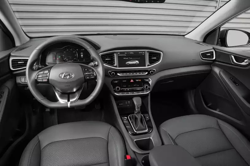Hyundai Ioniq NC