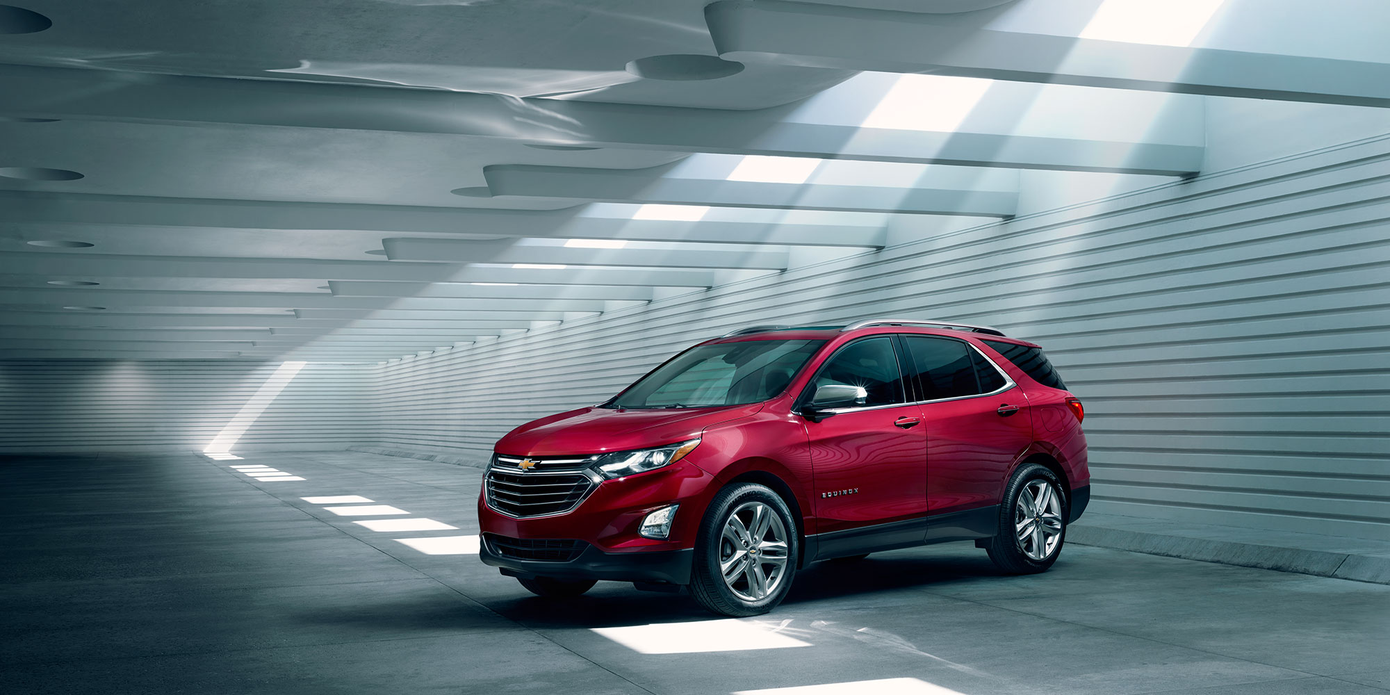 New 2018 Chevrolet Equinox