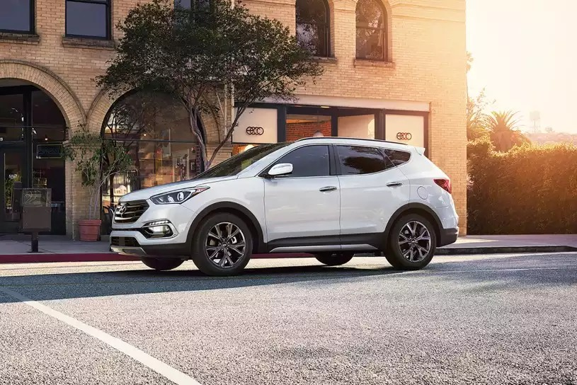 New Hyundai Santa Fe Sport in Johnson City