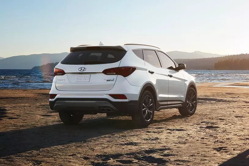 2018 Hyundai Santa Fe Sport Johnson City