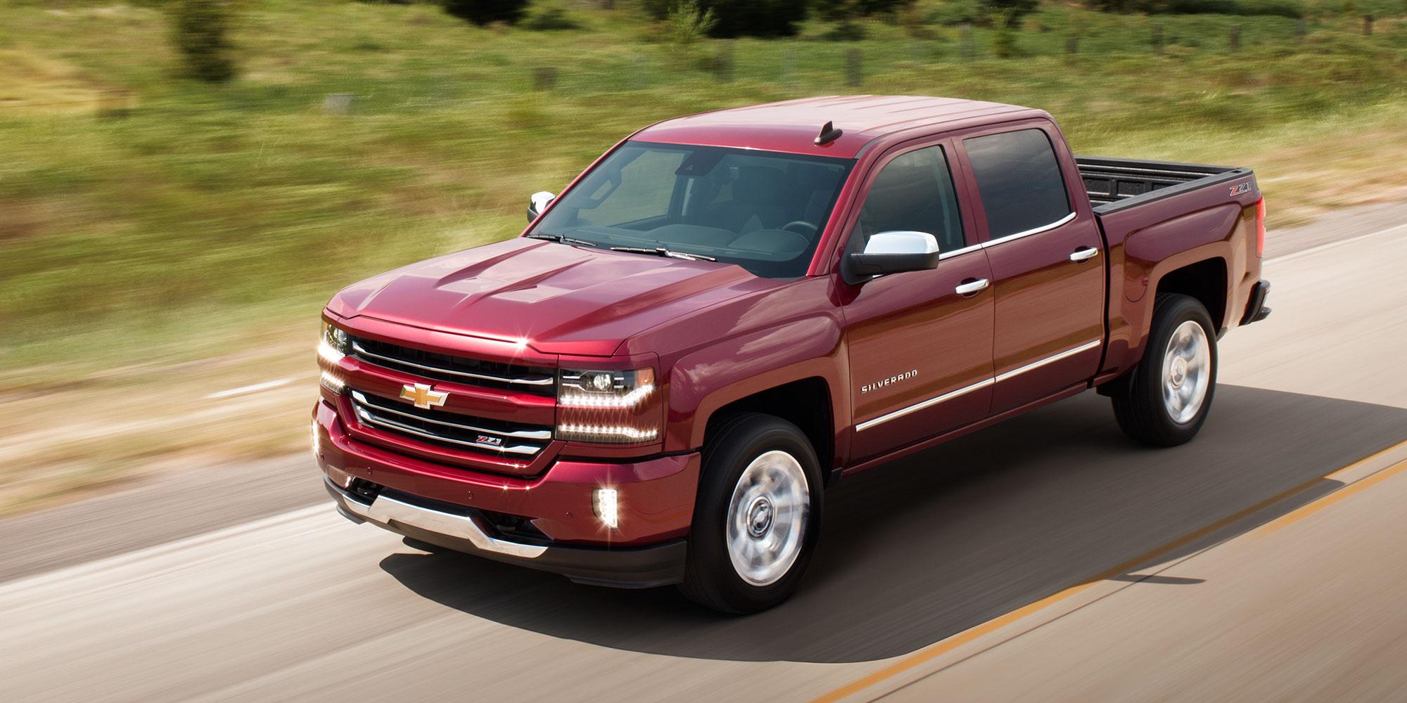 New 2018 Chevrolet Silverado