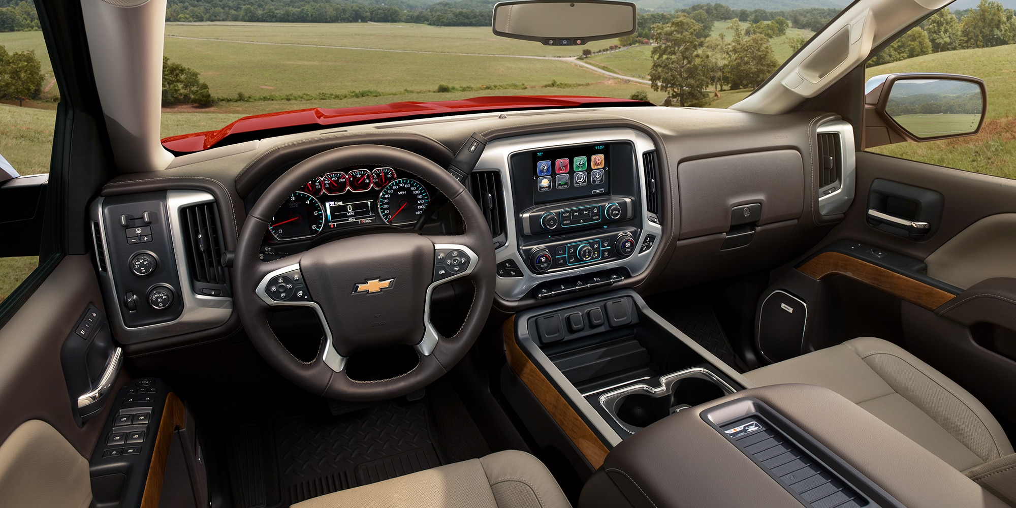 New Chevrolet Silverado in Charlotte, NC