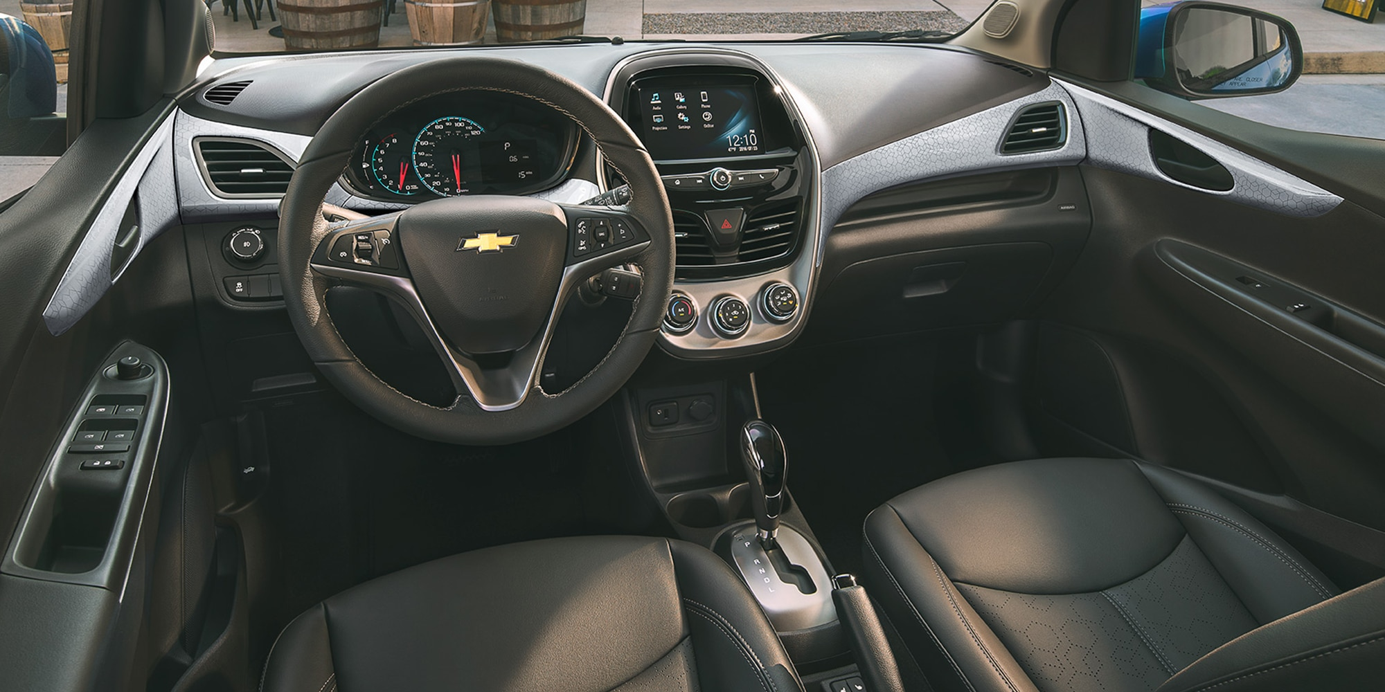 New Chevrolet Spark in Charlottesville, VA