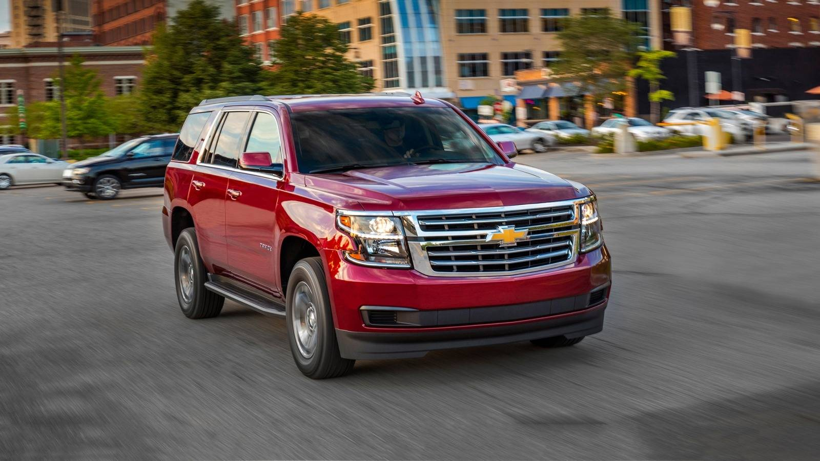 Chevrolet Tahoe Raleigh