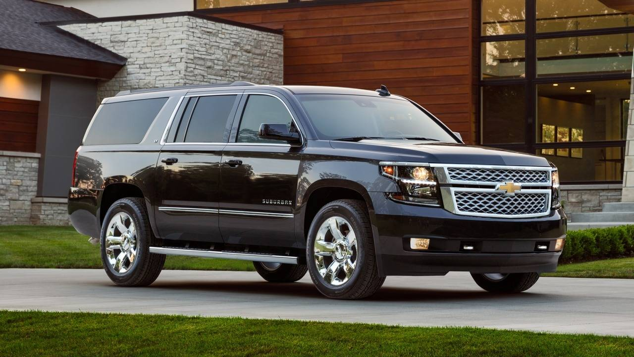 Chevrolet Suburban Wake Forest