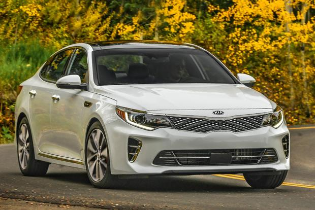 Kia Optima Columbia