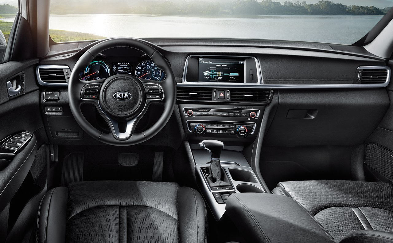 New Kia Optima Hybrid in Goldsboro, NC