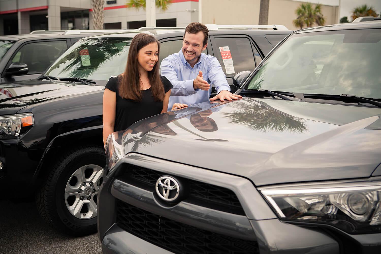 Toyota Dealership North Charleston Hendrick Toyota Of North Charleston
