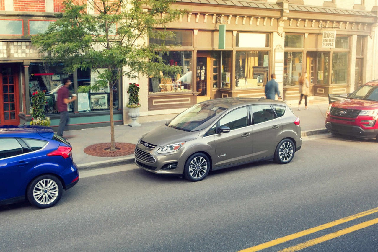 New 2018 Ford C-Max