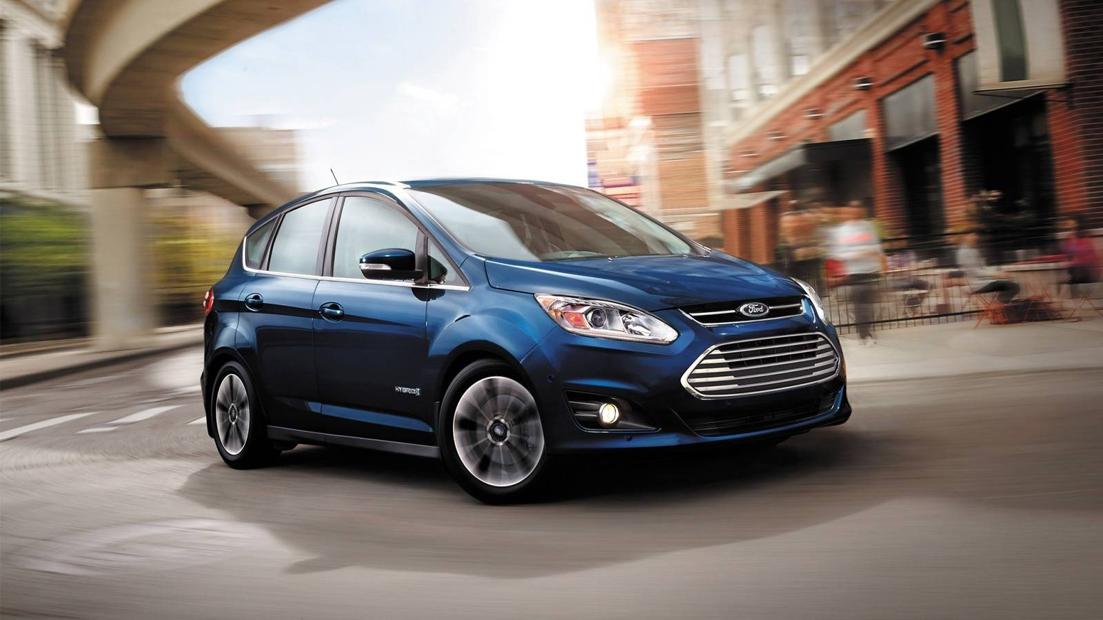 Ford C-Max in Chapel Hill
