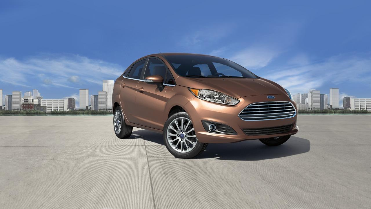 Ford Fiesta in Hillsborough