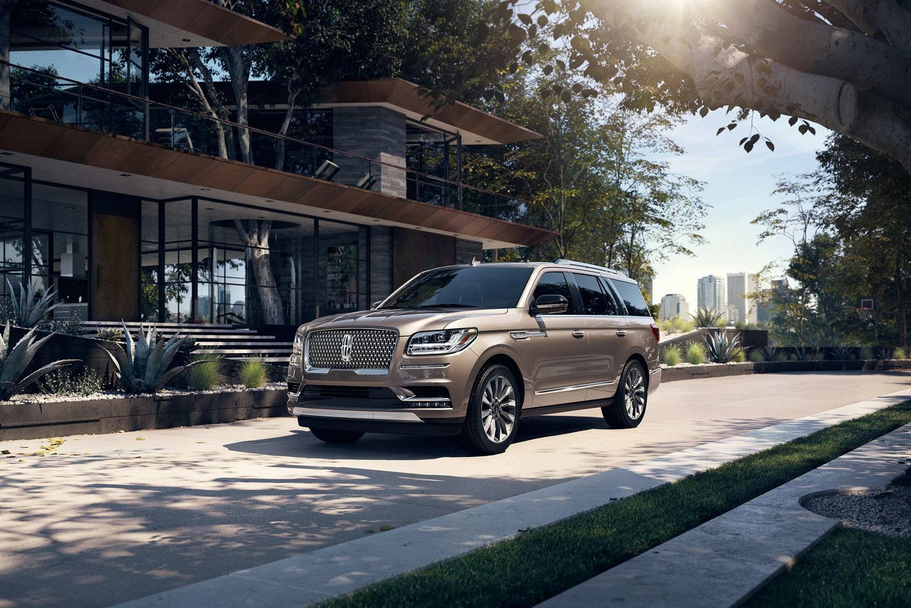 New 2018 Lincoln Navigator