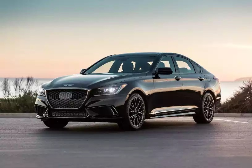 New Genesis G80 Sport in Greensboro