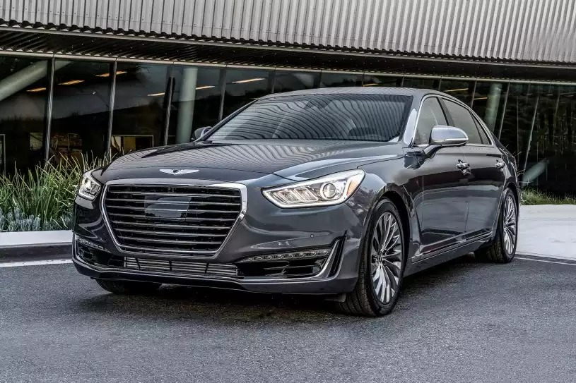 Hyundai Genesis G90 Charlottesville