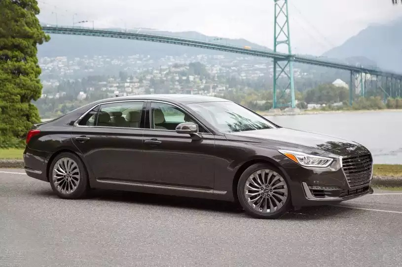 New Genesis G90 in Charlottesville
