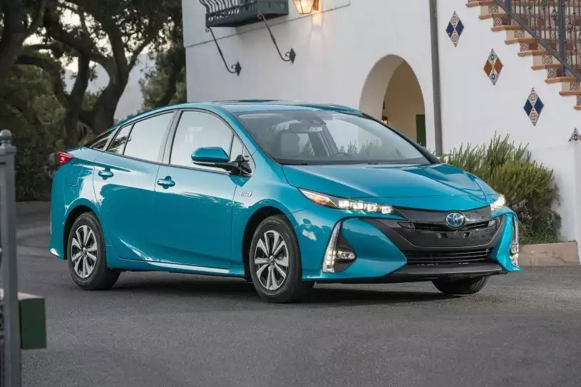 Toyota Prius Prime North Dartmouth