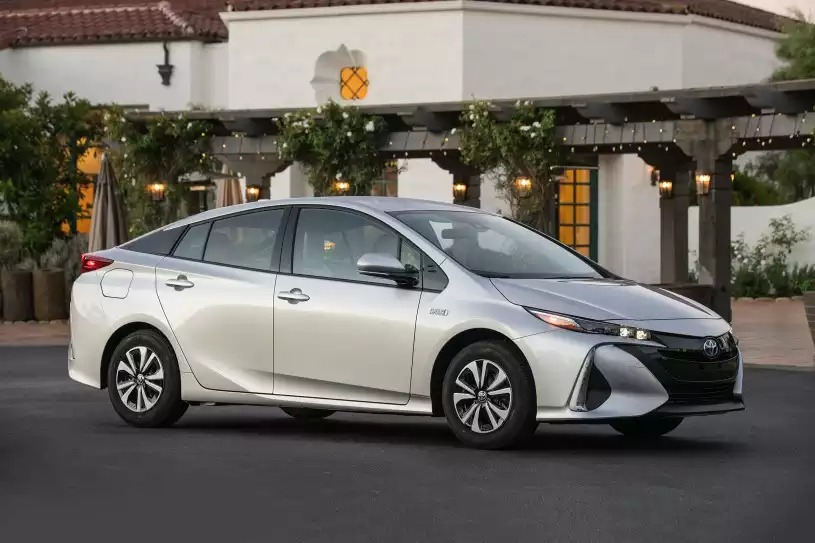 New Toyota Prius Prime in Green Brook