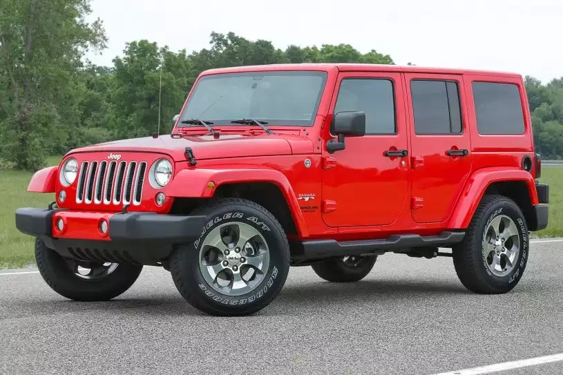 New Jeep Wrangler JK in Charlotte