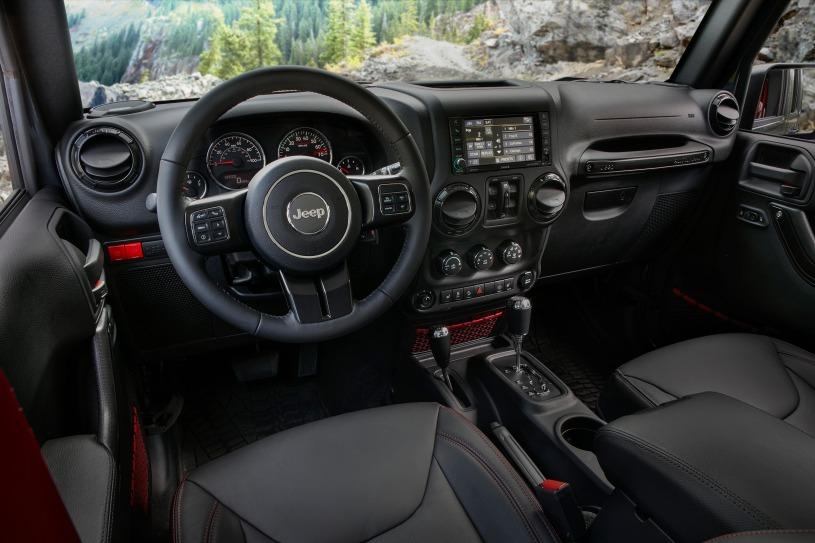 2017 Jeep Wrangler JK NJ