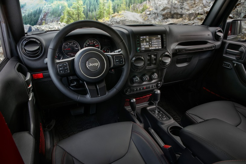 2017 Jeep Wrangler JK NC
