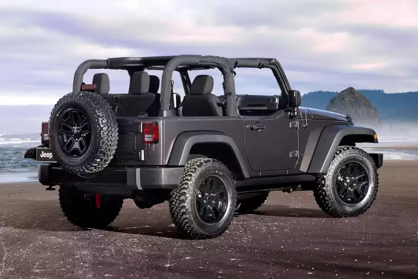 Jeep Wrangler JK Indian Trail