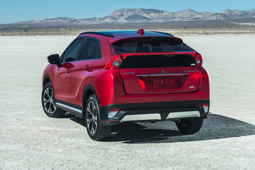 2018 Mitsubishi Eclipse Cross Raleigh