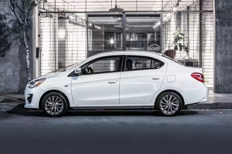 New Mitsubishi Mirage G4 in Winston-Salem